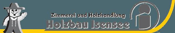 Logo: Holzbau Isensee Gmbh & Co. KG