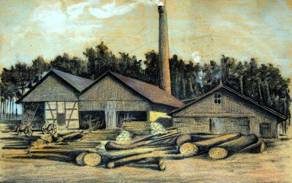 Holzbau Isensee - Firmengeschichte