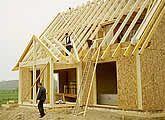 Holzbau Isensee - Hausaufbau Schritt für Schritt