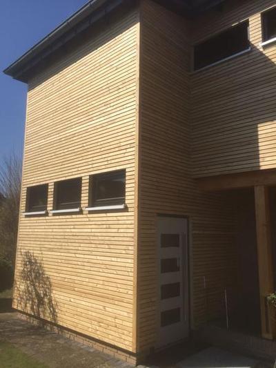Holzbau Isensee - aktuelle Projekte