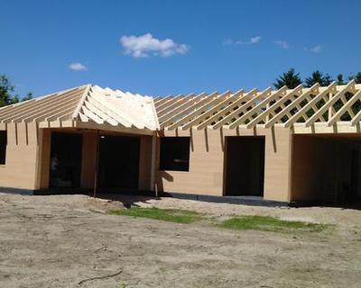 Holzbau Isensee - Dachstühle