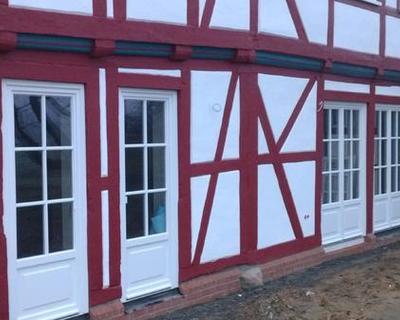 Holzbau Isensee - Restaurierung