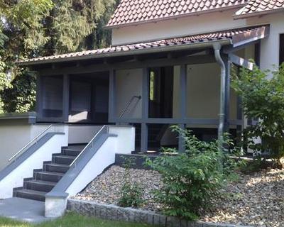 Holzbau Isensee - Überdachung