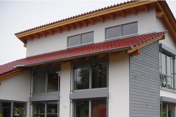 Holzbau Isensee - Dachdeckerarbeit